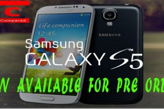 Samsung Galaxy S5 Price in South Africa