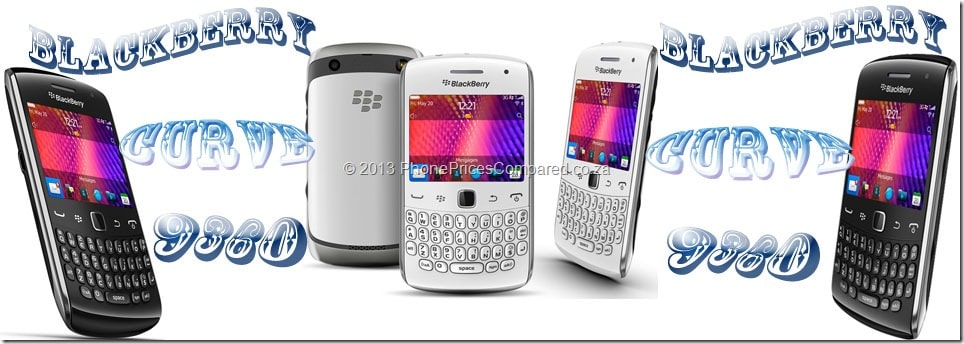 BlackBerry Curve 9360 Contract Deals Compared