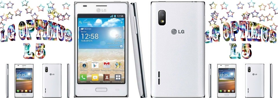 LG Optimus L5 (E612) Deals Compared