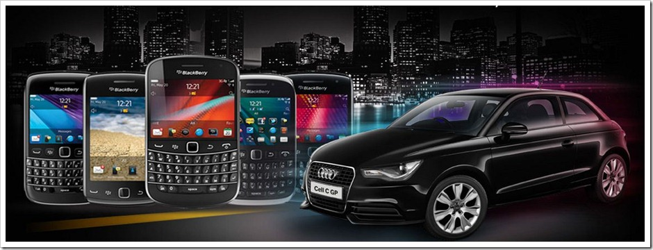 Win an Audi A1 FSI with a Cell C Contract