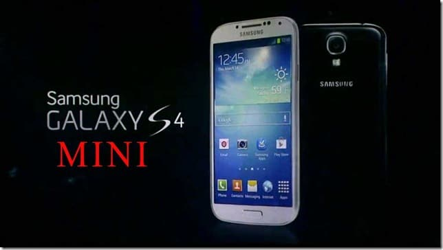 Samsung Galaxy S4 Mini Contract Prices Comparison