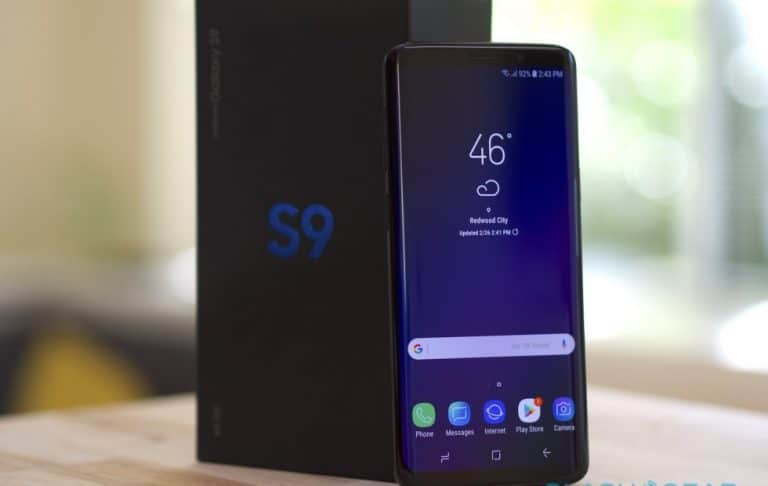 Best MTN contract deal in South Africa for the Samsung Galaxy S9 in May