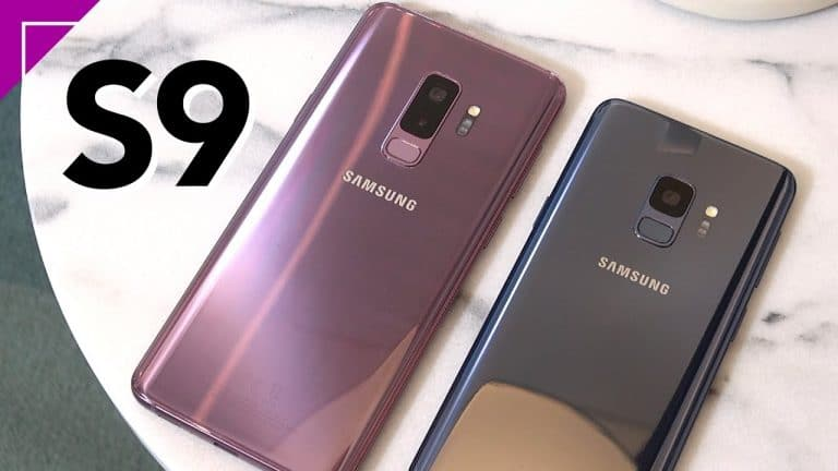 Samsung Galaxy S9 and S9+ contract deals