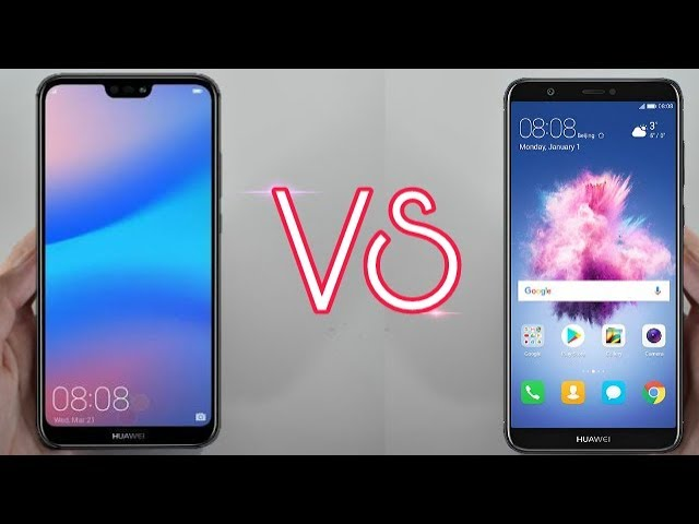 Huawei P smart vs Huawei P20 Lite Deal on Cell C